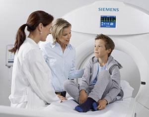 Как сделать МРТ головного мозга ребенку